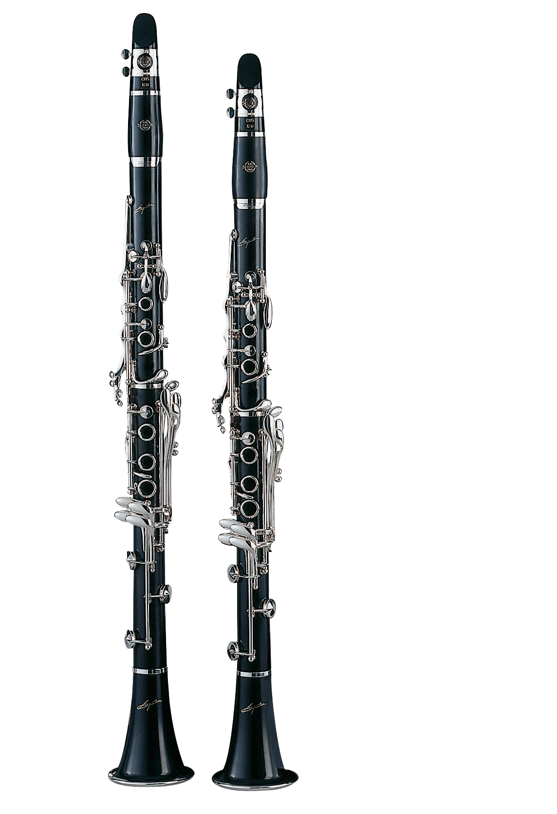 Signature Bb / A Clarinet