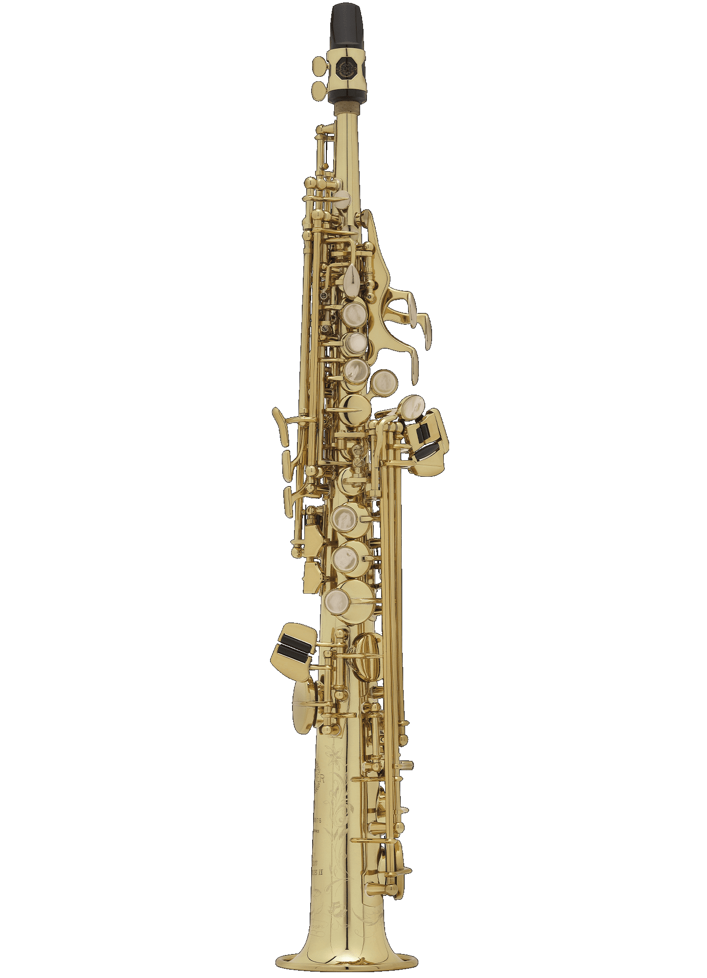 Super Action 80 Series II sopranino saxophone